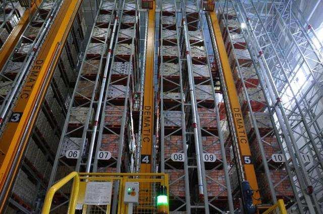 企业如何实现密集仓储的自动化和智能化