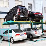 自动化立体停车位