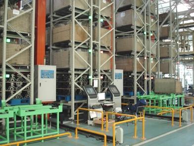 重庆智能自动化立体仓库