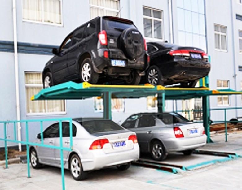 浙江自动化立体停车位