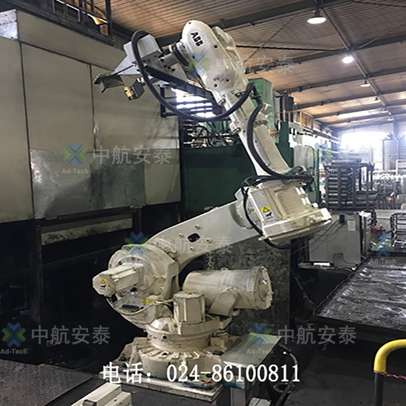 六轴机器人